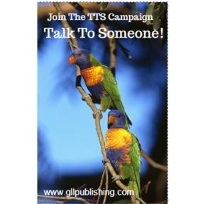 Talk To Someone Birds - 2